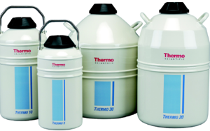 Thermo Series Liquid Nitrogen Transfer Vessels and Containers